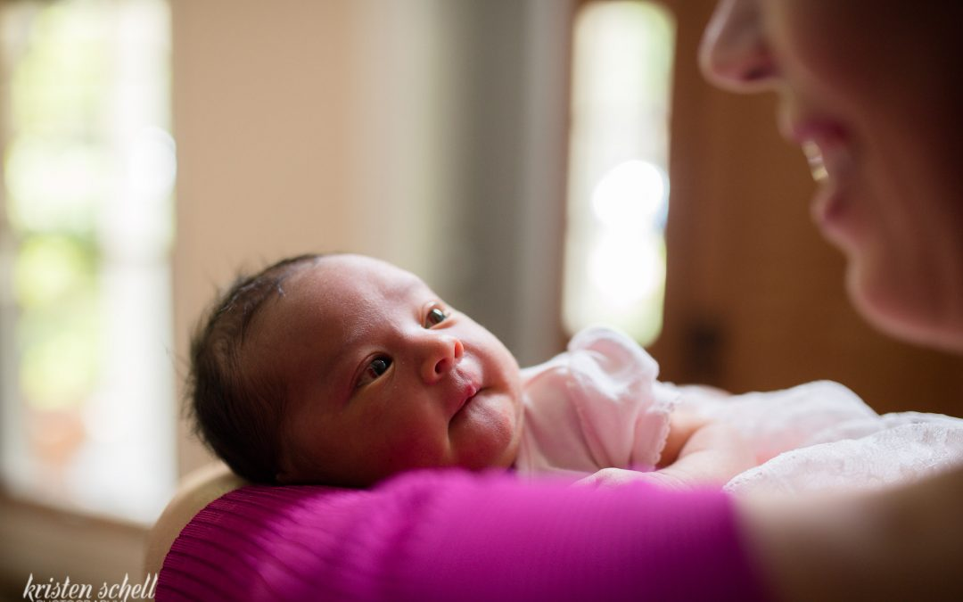 Lifestyle Newborn | Stevensville, MI | M Family